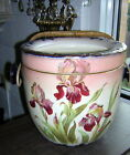 Look pitcher bowl chamber slop pot soap dish toothbrush holder English Victorian