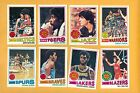 1977-78 Topps Basketball Complete 132 card set (PACK FRESH) NM-MT!!