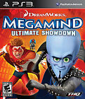 Megamind: Ultimate Showdown  (Sony Playstation 3, 2010) Disk Only