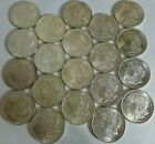 (20) Coins 1921 Morgan Dollar Roll Choice Uncirculated Below Greysheet Wholesale