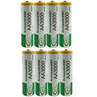 8x AA 3000mAh BTY R6 R06 Ni-MH Rechargeable Batteries