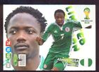 2014 PANINI FIFA World Cup Brasil Adrenalyn Limited Edition Ahmed Musa