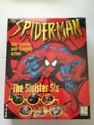 Spiderman The Sinister Six 1996 Pc Game Computer