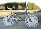 Rare GRAY 1980's Huffy Sigma Old School Freestyle Bike BMX Muscle Bicycle