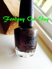 OPI  My Private Jet Original Nail Polish Rare