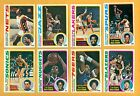 1978-79 & 1979-80 Topps Basketball Complete 132 card sets (PACK FRESH) NM-MT!!