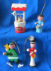 3012978999364040 1 Vintage Christmas Ornament: Toy Soldier