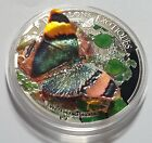 Papillons Exotiques Silver Coin Central African Republic 2014 Butterfly