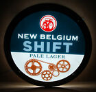 NEW BELGIUM BREWING CO. SHIFT PALE LAGER 18