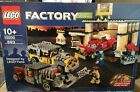 Lego City/Town #10200 Custom Car Garage Rare NEW Sealed