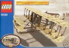 Lego City/Town 10124 Kitty Hawke Plane Wright Brothers New Sealed