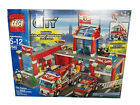 Lego City Town #7945 Firestation Emergency Rescue New Sealed