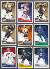 2011-12 (2012) UPPER DECK VICTORY HOCKEY CARD COMPLETE BASE SET 1-200 Crosby+