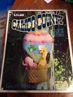 Titan Calico Country Hot Air Balloon Wall Hanging Sewing Pattern Vintage 16x20