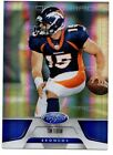 2011 Panini Certified Mirror Blue Card Denver Broncos Star TIM TEBOW #'d 100
