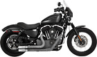 Python Throwbacks Wrapped Exhaust Harley Sportster 48 Forty Eight Iron 14 18