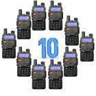 Wholesale 10xPofung UV-82 UHF+VHF Dual Band 8W FM Walkie Talkie Two-way Radio
