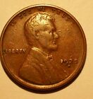 1925-D 1C BN Lincoln Wheat Cent Penny, Nice XF Dark Brown Coin!