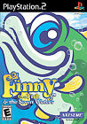 Finny the Fish & the Seven Waters (PlayStation 2) PS2 game DO7900
