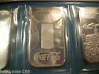 999 1 TO SILVER INGOT BAR CHICAGO, ILLINOIS TEST STRIKE 75TH ANN COKE COCA-COLA