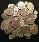 10 POUND LB BAG (160 OUNCES) Mixed Silver Coins 90% Junk Silver Pre 1965!!