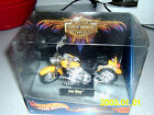 Hot Wheels - Fat Boy # F661161 - Harley-Davidson - 1:18 scale -NEW IN BOX