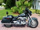 Harley-Davidson : Touring 2007 street glide fully loaded low miles 1584 cc 6 speed excellent condition