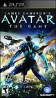 James Cameron's Avatar: The Game  (PlayStation Portable, 2009)
