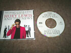Huey Lewis - Heart of Rock & Roll (Best of) .. V Rare Mispressed CD