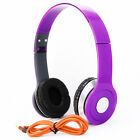 Universal Adjustable Over-Ear Earphone Headset 3.5mm for iPod MP3/P4 SP15-PL