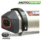R&G Racing Exhaust Protector for Scorpion Exhaust Yamaha TRX 850 (All) (EP00
