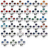New NFL All Teams Car Truck SUV Van Chrome Finish Tire Valve Stem Caps