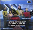 Star Trek The Complete TNG (1987-91) Series 1 Trading Cards Hobby Box