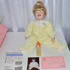 DESIGN DEBUT ALLYSON LAUGHING TODDLER DOLL 20