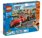 Lego City Town #3677 Red Cargo Freight Train New Sealed