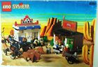 Lego System #6765 Wild West Gold City Junction New Sealed