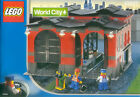 Lego City/Town #10027 Train Shed NEW Sealed Rare