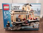 Lego City/Town # 7997 City Train Station New Sealed