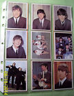 TOPPS BEATLES COLOR TRADING CARDS COMPLETE (64) NMINT MINT HIGH GRADE!!*
