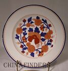 FITZ & FLOYD china MANDARIN GARDEN pattern Dinner Plate @ 10 3/8