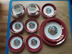 Mixed Lot of Stetson China  Colonial Couples  Gold 22 KT