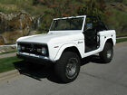 Ford  Bronco Bronco 1969 ford bronco 302 automatic 66 77 early bronco 0 rust documented