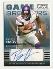 PERCY HARVIN 2009 TOPPS UNIQUE AUTOGRAPH AUTO ROOKIE RC CARD #193 200!
