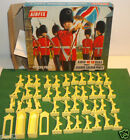 VINTAGE AIRFIX ,HO scale, GUARDS COLOUR PARTY, 2nd type box in good condition