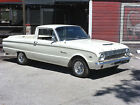 Ford  Ranchero original 1963 v 8 ford ranchero