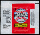 1976 TOPPS OPC O PEE CHEE BASEBALL WAX PACK WRAPPER EX-NM 10 cent FREE SHIP USA