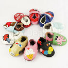 Soft Leather Baby Boys Girls Infant Shoes Slippers 0 6 6 12 12 18 18 24 Moccasin