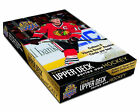 3 BOX LOT : 2014-15 Upper Deck Series 1 Hockey Factory Sealed Hobby Boxes