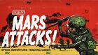 Mars Attacks Topps Heritage Hobby Box Sealed 2012