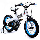ROYAL BABY BUTTONS FREESTYLE BMX KIDS BIKES IN 12 COLOURS IN SIZE 12 14 16